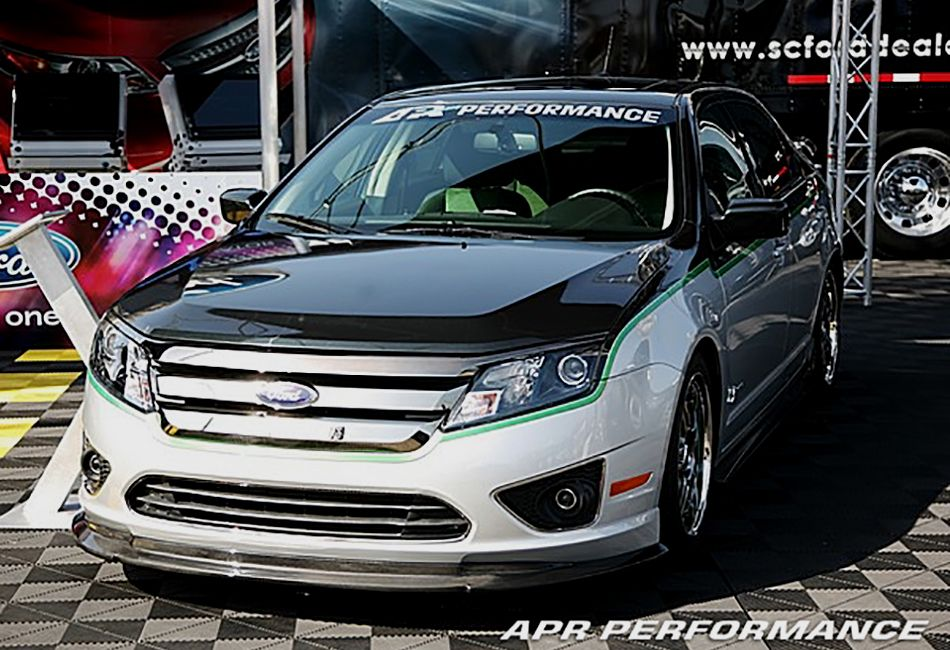 Fusion Dress Up Steeda Autosports in 2020 Ford fusion