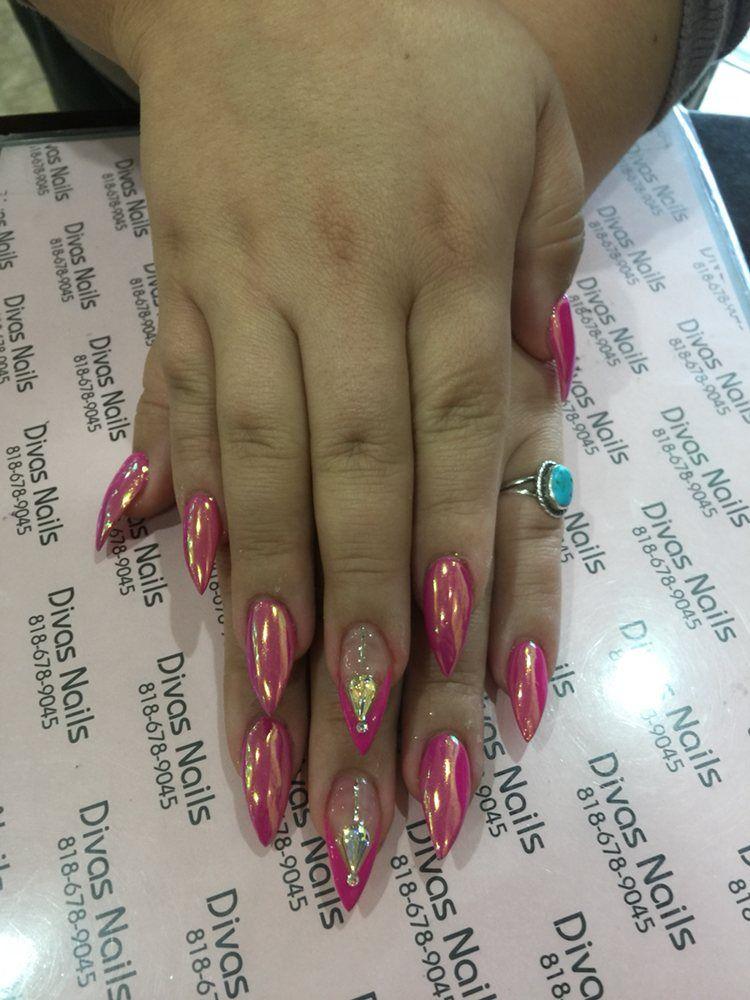 Photos for Divas Nails - Yelp | Diva Nails | Diva nails, Nails, Diva