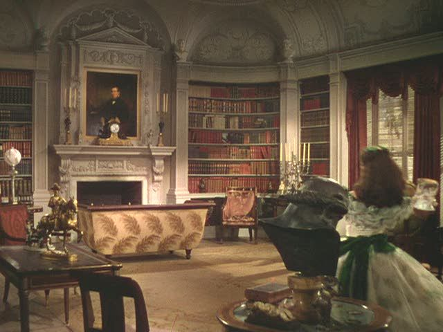 This scene probably kick-started my interest in historic interiors and my involvement with terrible men.
