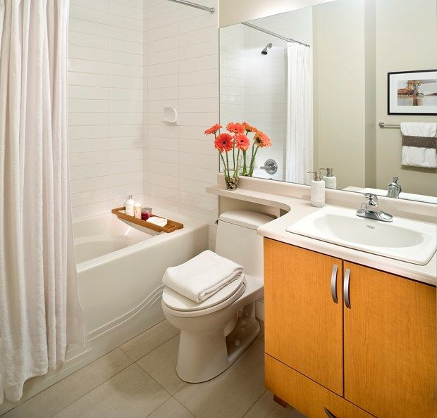 Small Space Bathroom  #small Spaces  Pinterest  Small Space Adorable Small Bathroom Design Tips 2018