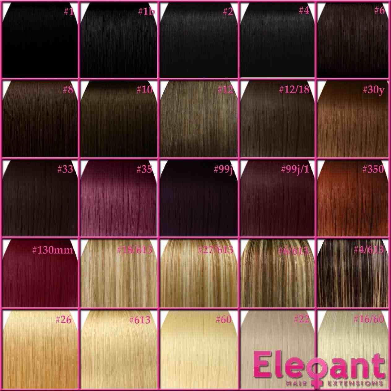 bremod hair color shades