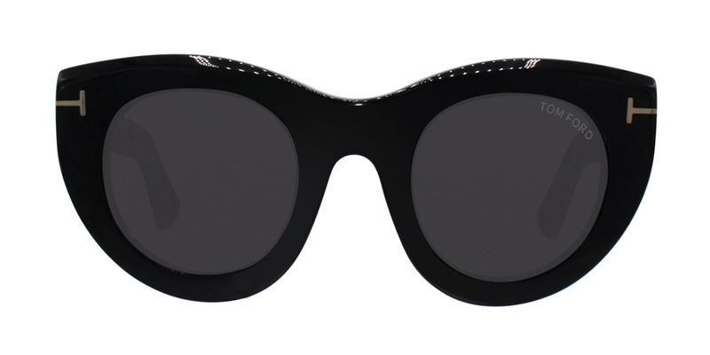 5230b31d5f1 Tom Ford Marcella-02 Black   Gray Lens Sunglasses – shadesdaddy