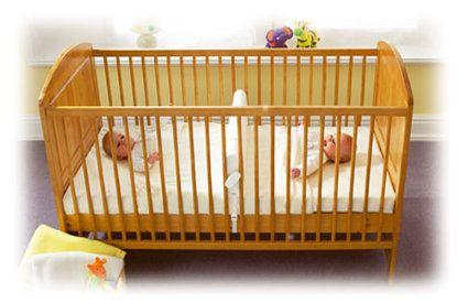 Cunas Para Gemelos Mi Bebe Pinterest Twins Twin Babies Y Baby - Cuna-para-gemelos