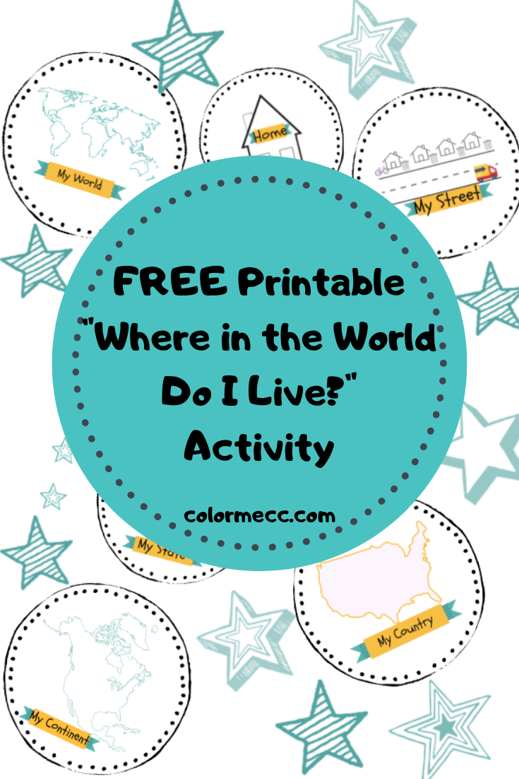 Free Printable Where In The World Do I Live Activity Activities Fun Activities Helping Kids I live in cambridge, which is an entirely politically independent city from boston. where in the world do i live activity