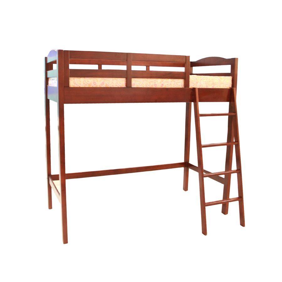 Loft Bed Mandaue Foam Bed Furniture Mens Bedroom Loft Bed