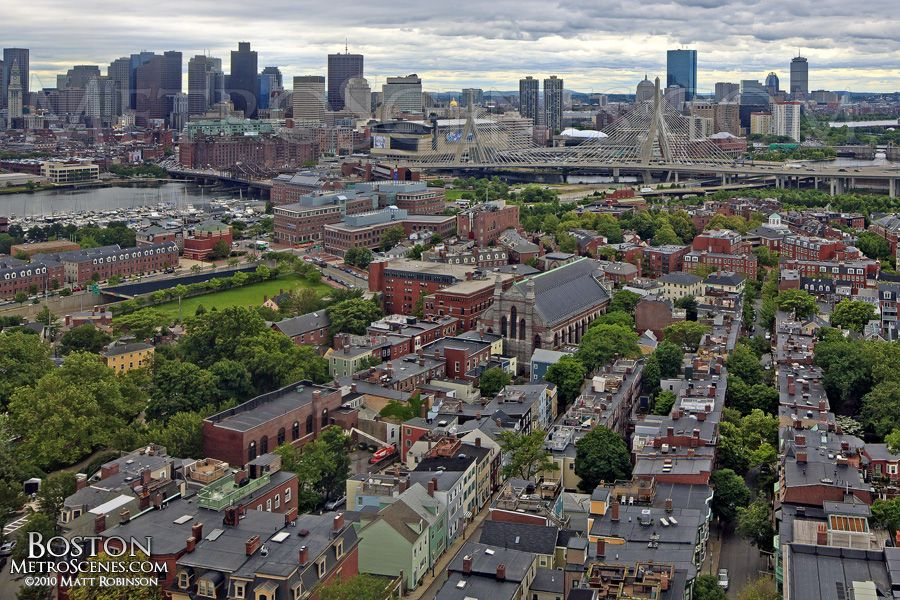 Charlestown Massachusetts Boston Massachusetts June 2010
