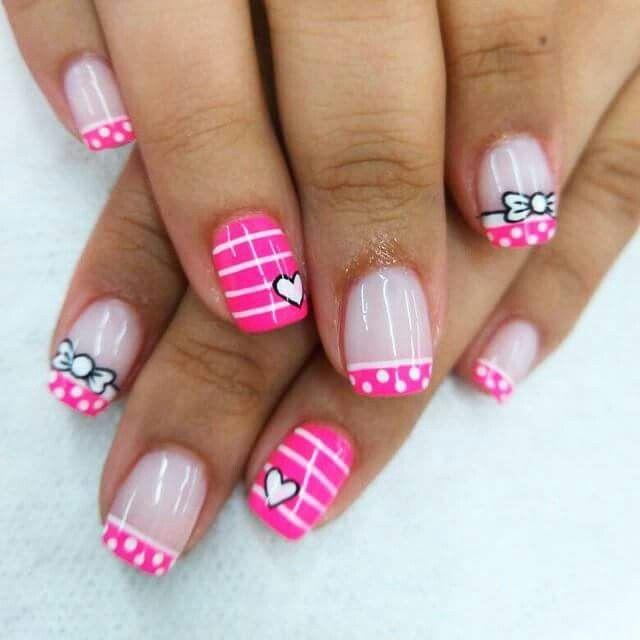Pin de Tajah pulliam en nail designs   Pinterest