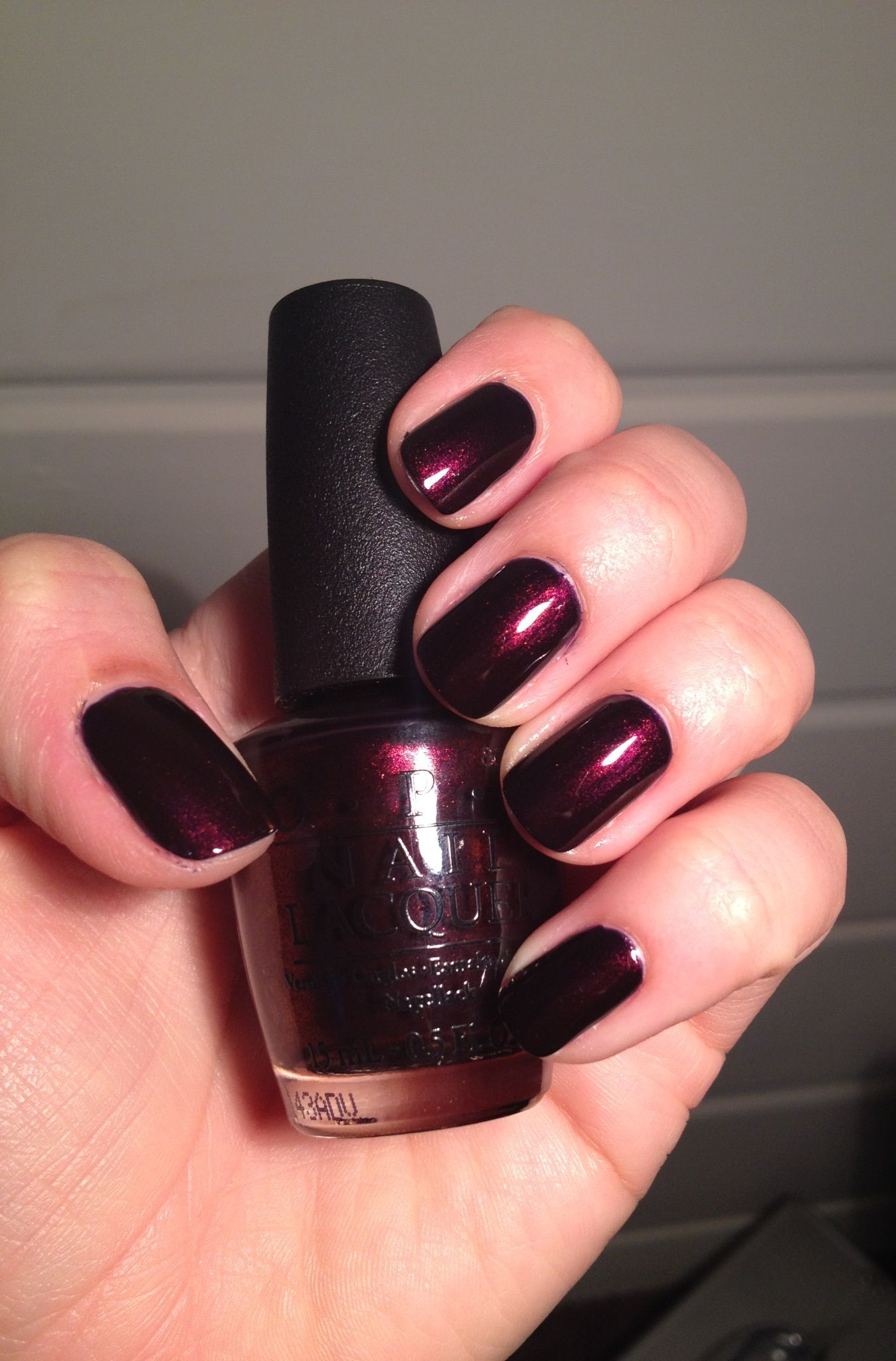 Every month is Oktoberfest | #OPI #nails #fall | Nails | Pinterest ...