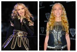 This or That? Madonna and Franca Sozzani