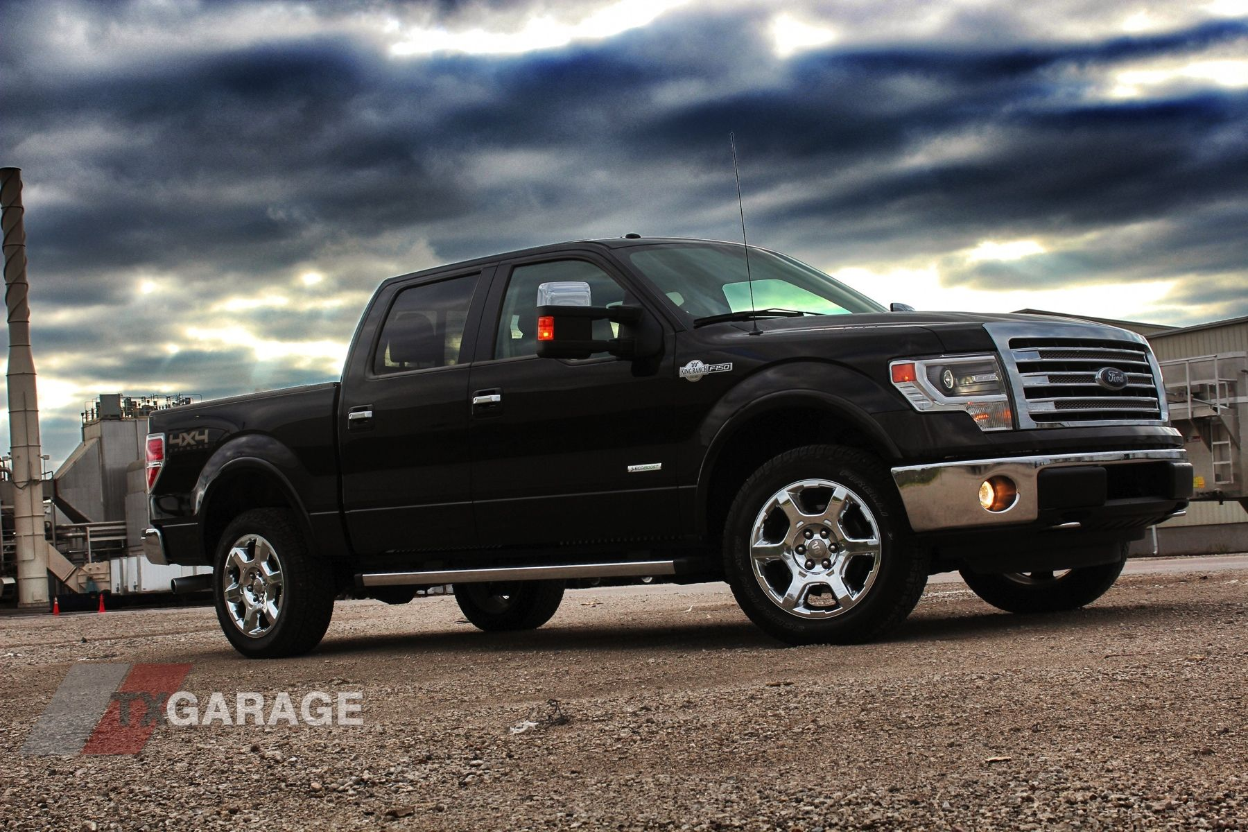 The 2013 ford f 150 svt raptor is still a gnarly truck king ranch ford and f150 truck