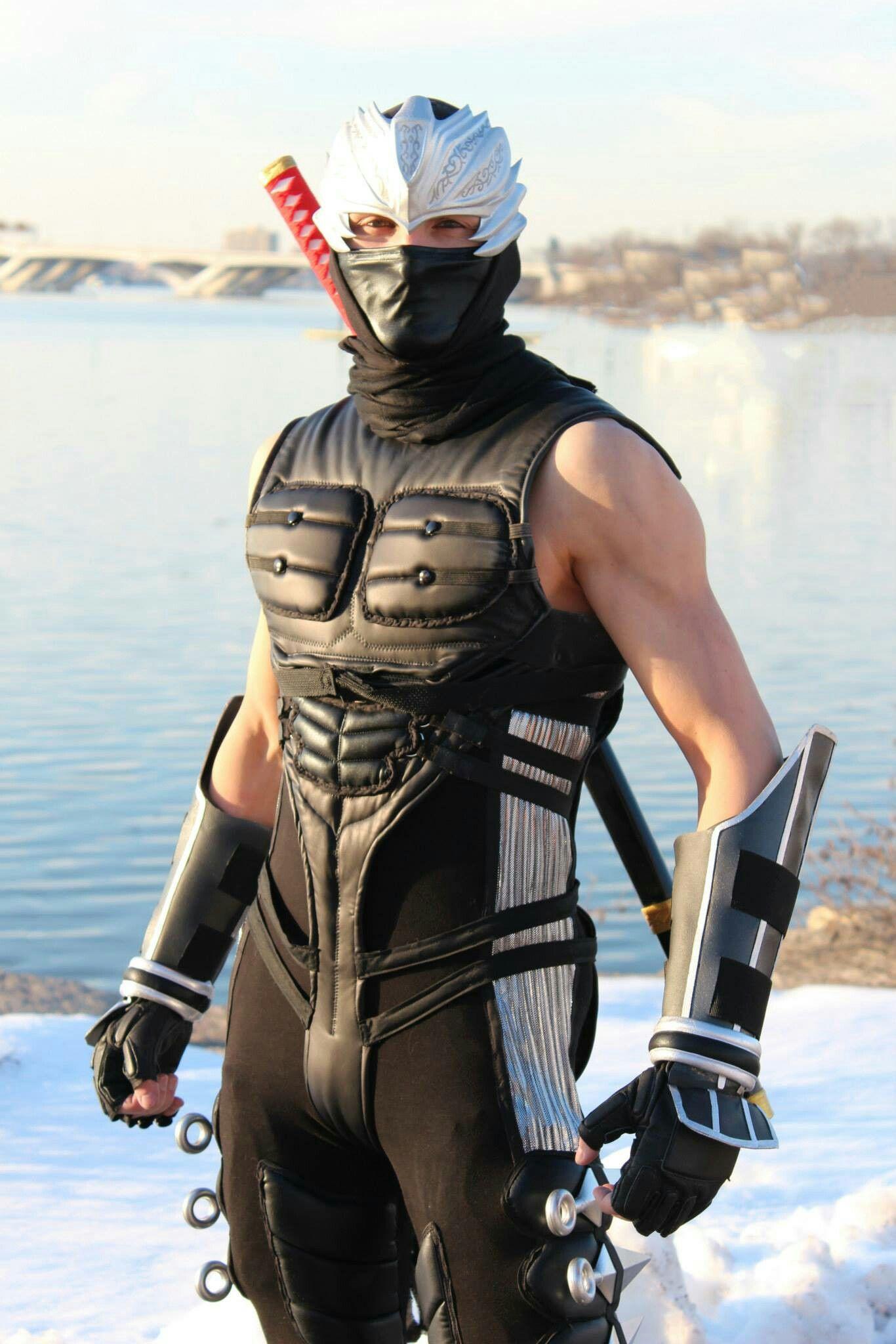Ryu Cosplay Ninja Gaiden Cosplay Pinterest Ninja Gaiden