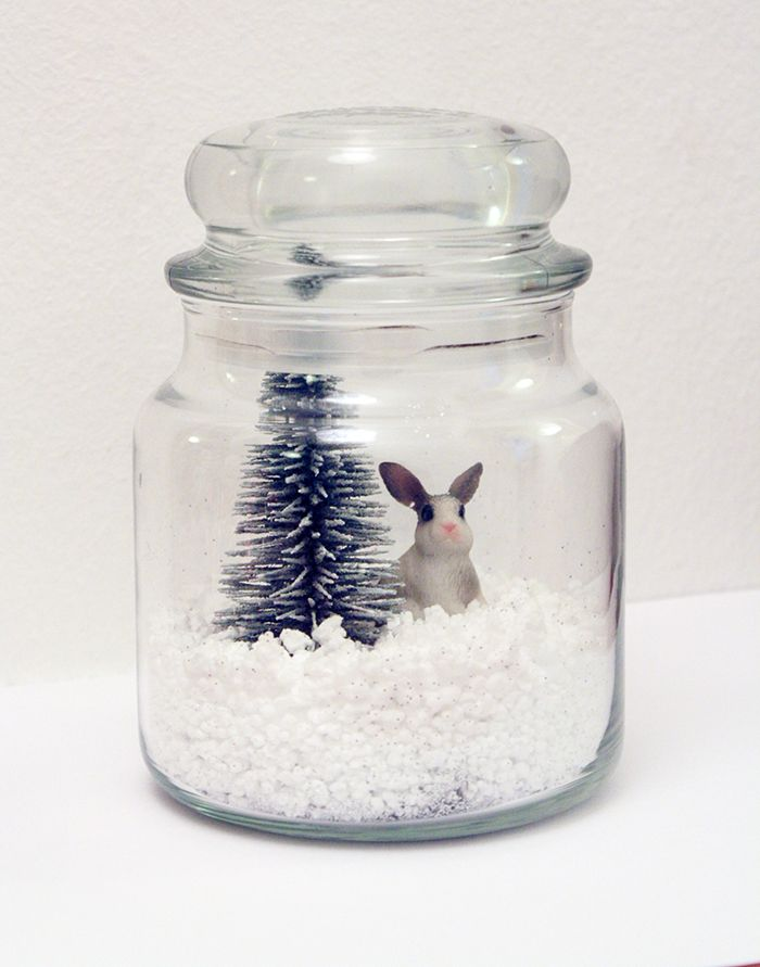 DIY // Une jarre de Noël - Mango and Salt