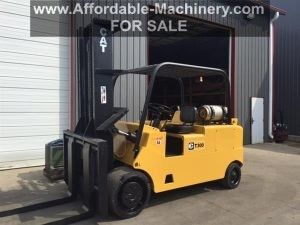 30000lb  Capacity Caterpillar Forklift For Sale | Machinery