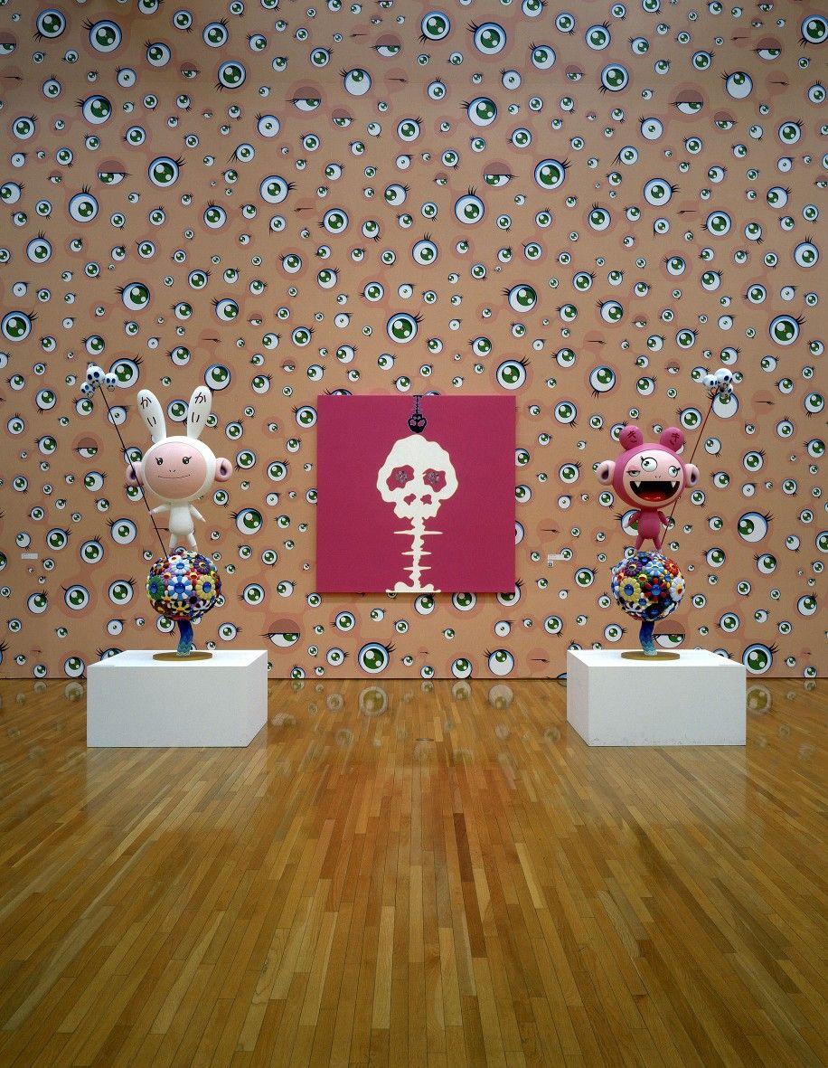 Takashi murakami sun flowers and contemporary art uniqlog - Takashi Murakami
