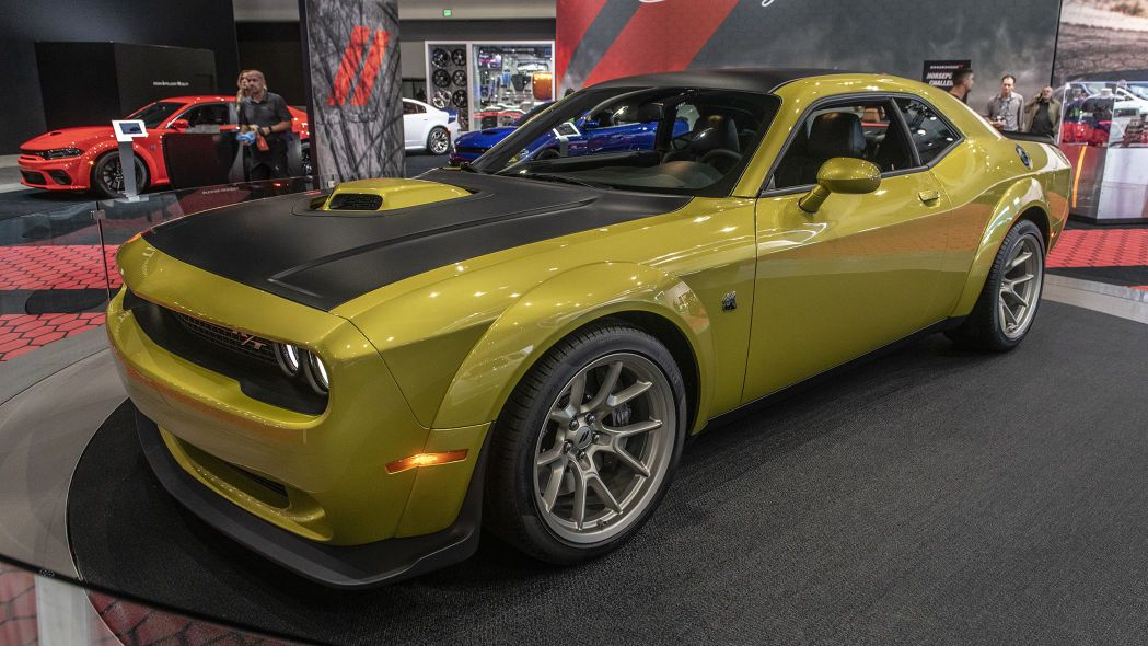 In Case You Missed It 2020 Dodge Challenger 50th Anniversary Edition Dodge Challenger Challenger Sports Coupe