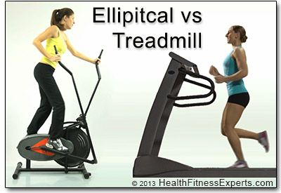what's the best workout elliptical or treadmill both