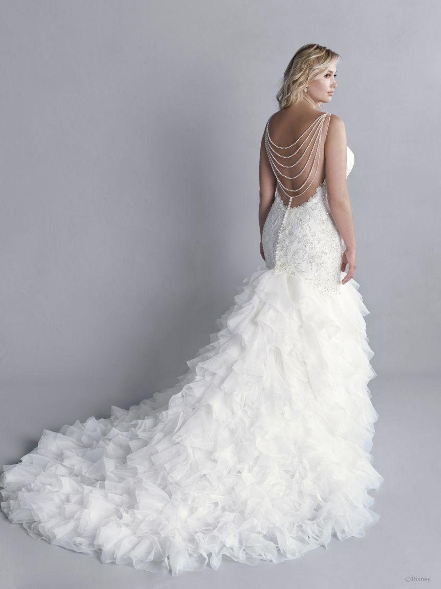 Style Dp250 Ariel Allure Bridals Allure Bridal Wedding Dresses Kleinfeld Bridal [ 1200 x 900 Pixel ]
