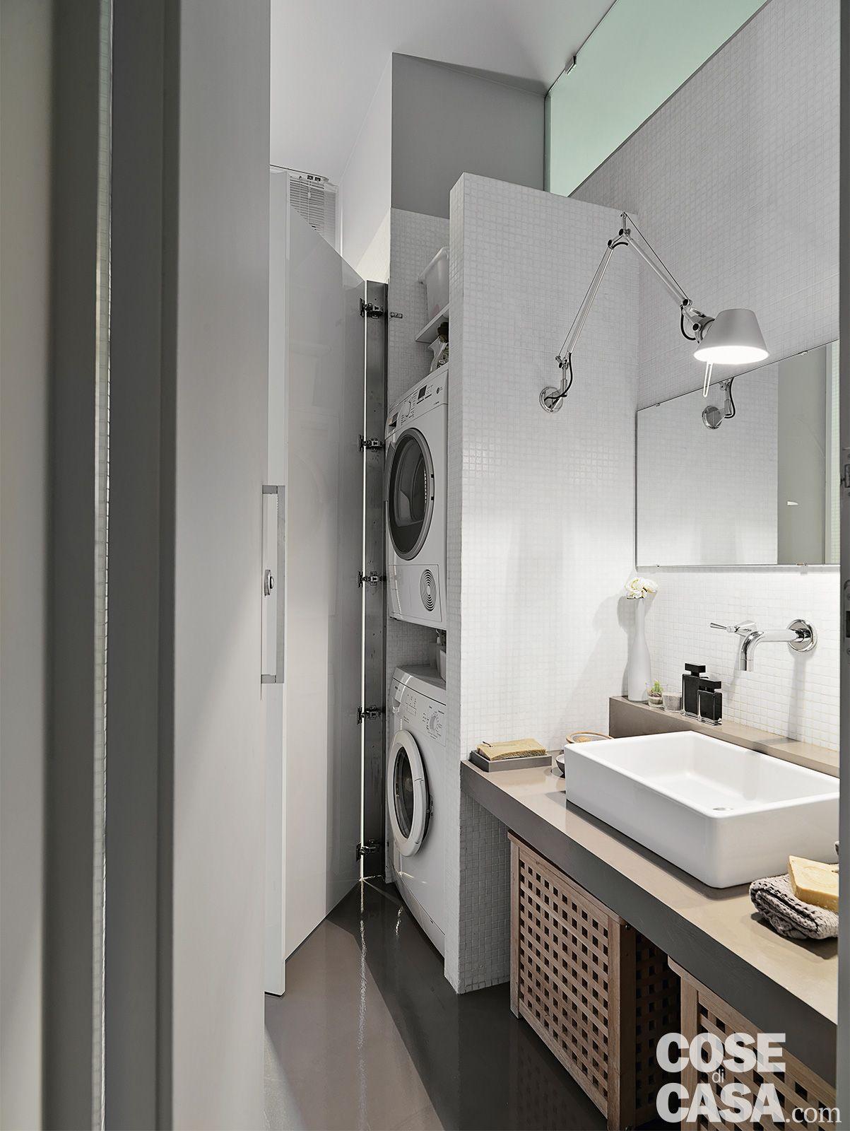Una completa ristrutturazione dà un taglio moderno a un appartamento tradizionale. Sfruttando al massimo la metratura ridotta.