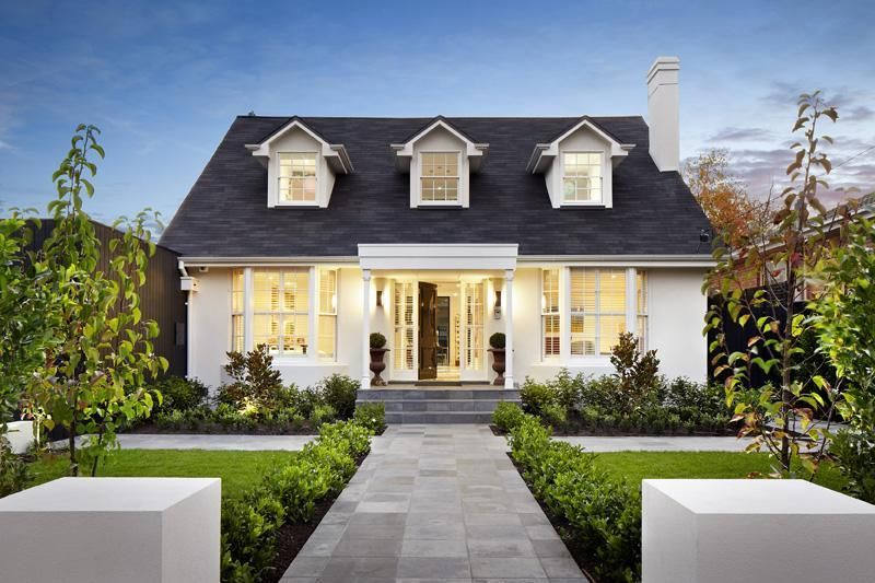 Cape cod style home classic homes pinterest for Cape cod style architecture