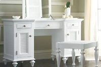 How To Build A Wood Makeup Vanity Table 6 Steps Ehow