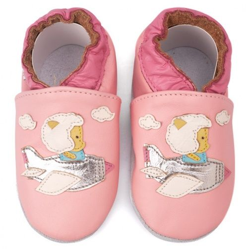 Pink Slip On Shoe