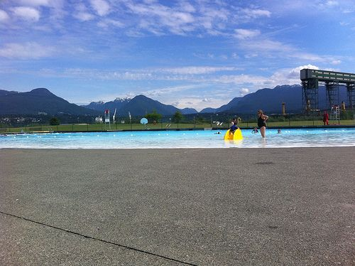 New Brighton Park Public Pool Vancouver Places I 39 Ve Been Pinterest Brighton And Park