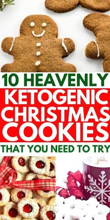 Yummy low carb sugar free christmas cookies and treats that the whole family will love. Best Christmas cookies low carb and keto friendly treats you need to try for the holidays of 2019!