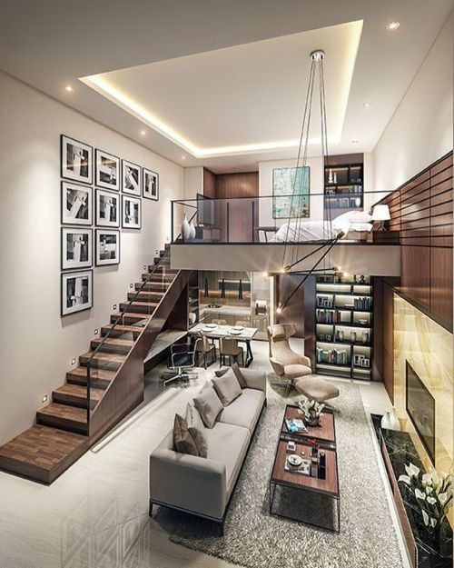 Beautiful Architects · Describe This Loft With ONE Word! Part 32