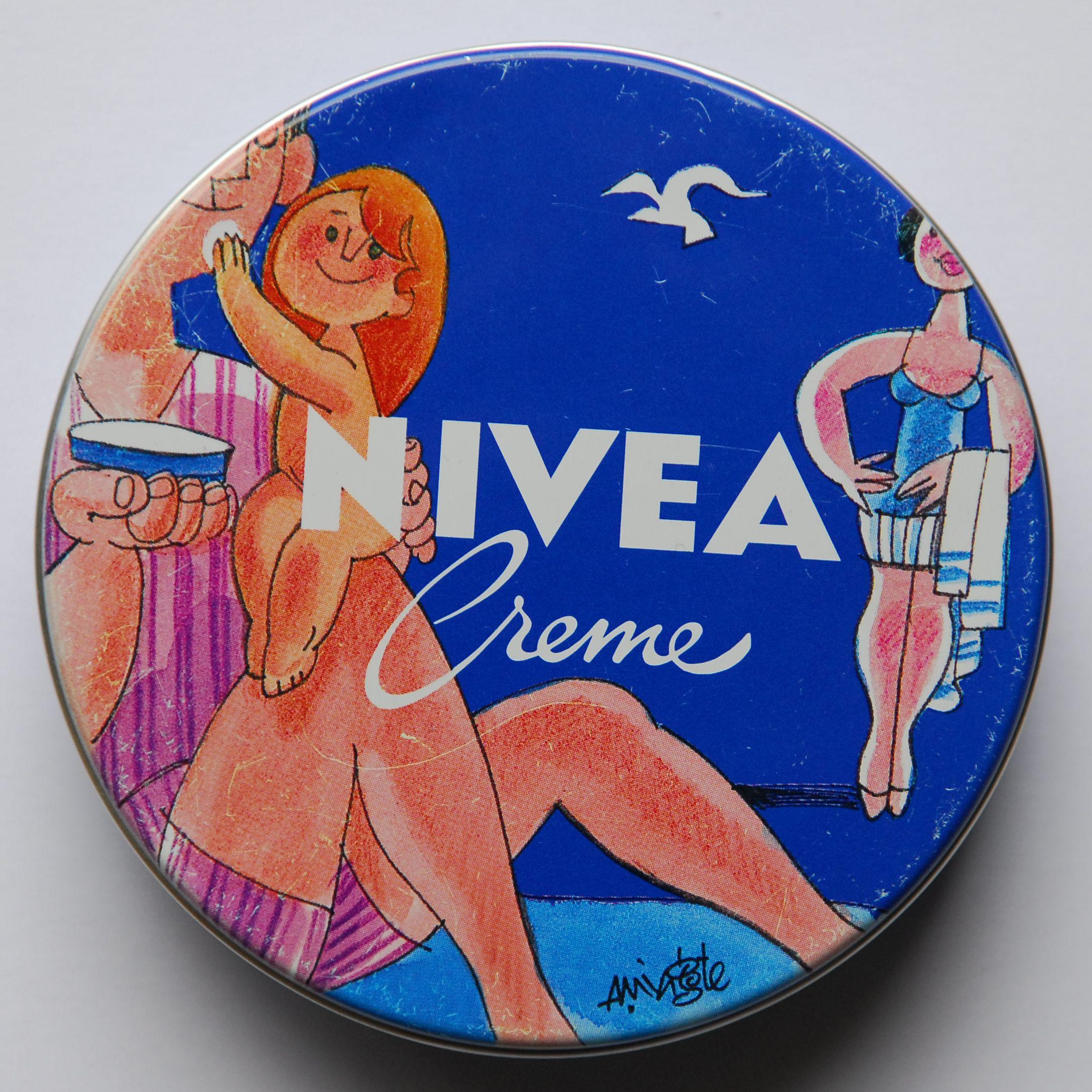 Nivea Designer Dose / 150ml /Spanien