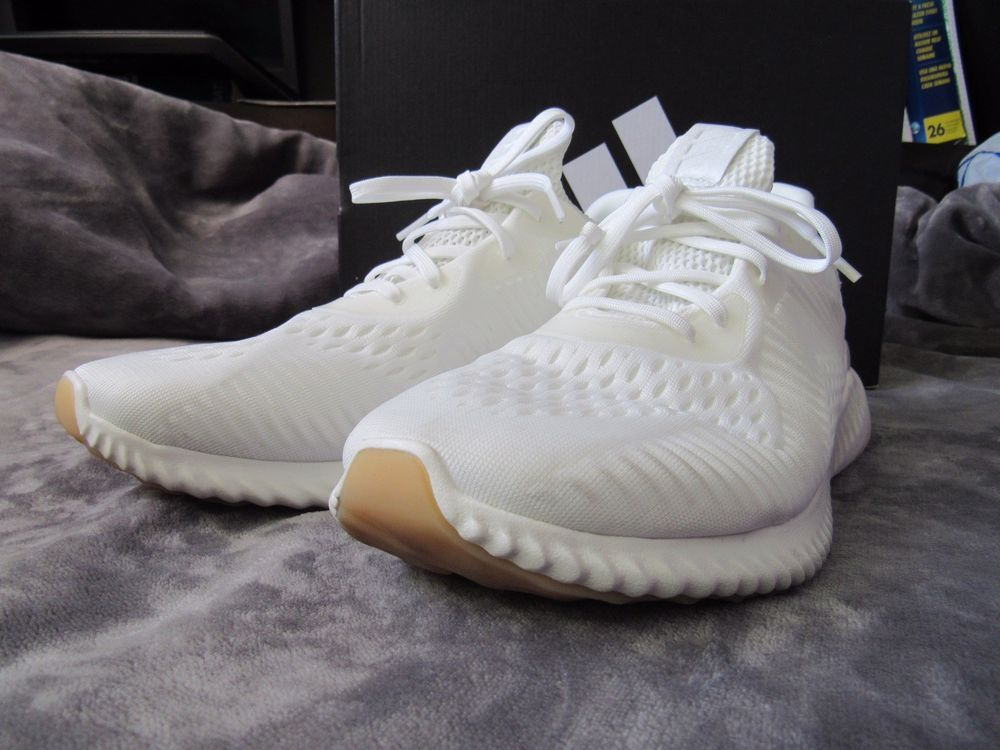 0ba966edc adidas Alphabounce EM Undye M White Gum BW1225 Men Running Shoes  fashion   clothing  shoes  accessories  mensshoes  athleticshoes (ebay link)