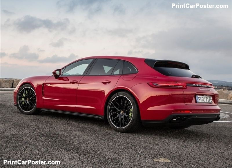 Porsche Panamera Turbo S E Hybrid Sport Turismo 2018 Poster Id 1335577 Porsche Panamera Porsche Panamera Turbo Panamera Turbo S
