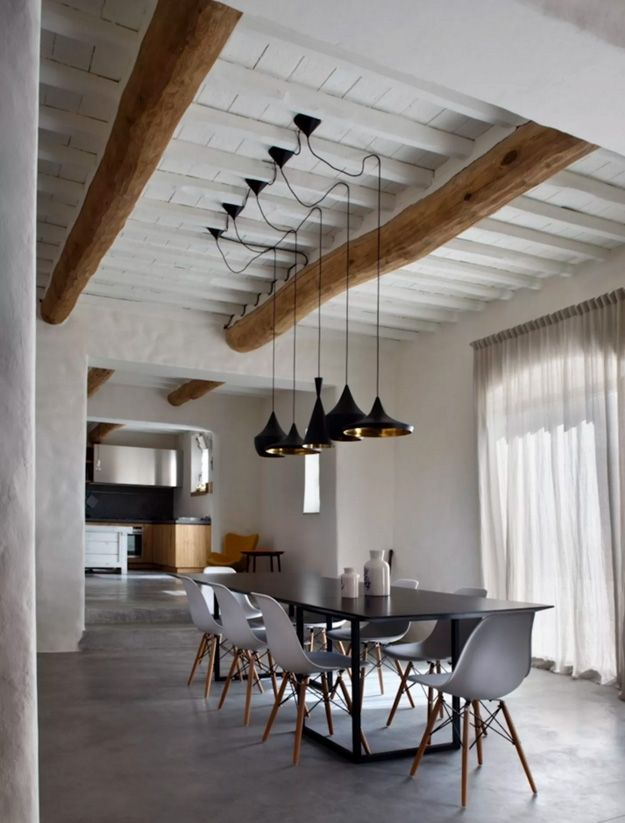 A Renovated Farmhouse In Italy