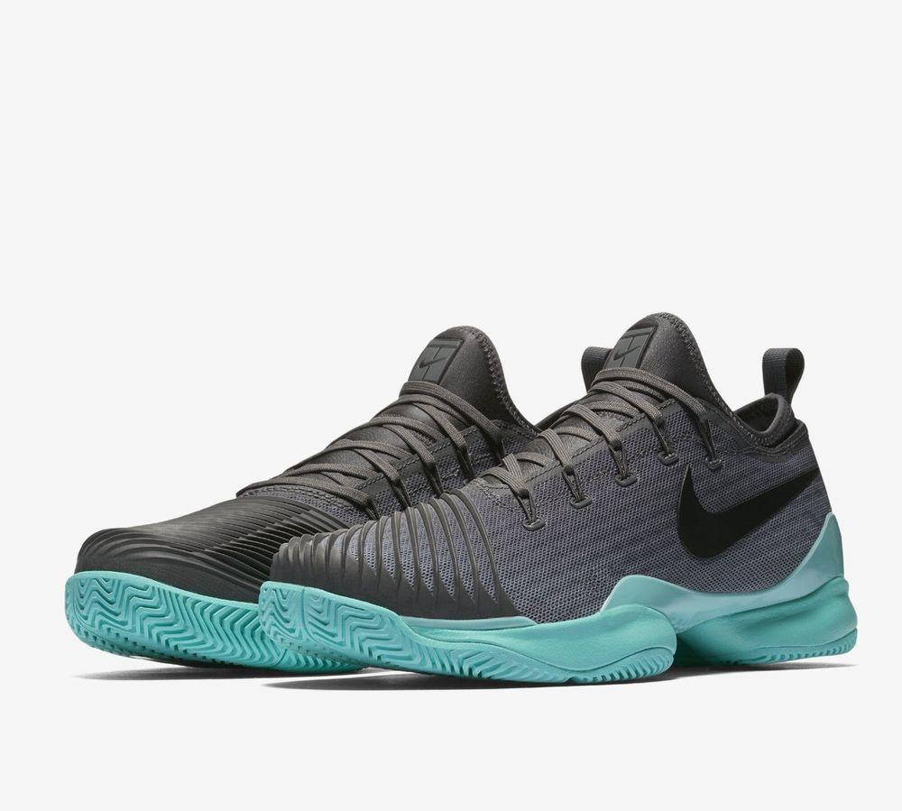 6d4747eda9406 Nike Air Zoom Ultra React Mens Tennis Shoes 9.5 Dark Grey Aurora 859719 002   Nike  TennisShoes
