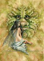 Greenmans Bride by SelinaFenech