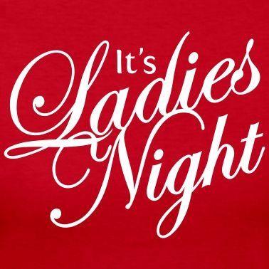 Karten Ladies Night