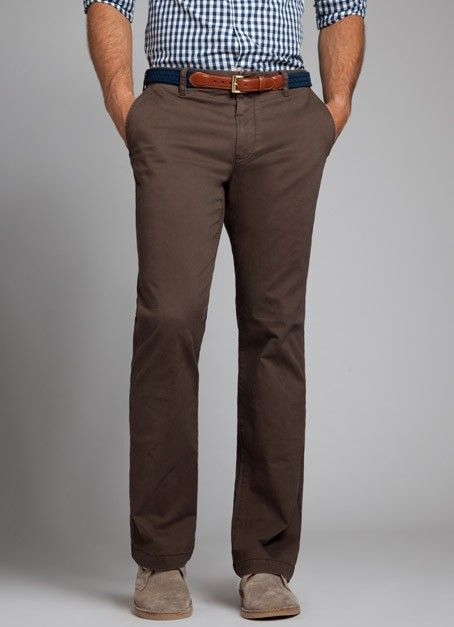 Brown Pants for Men | Bonobos