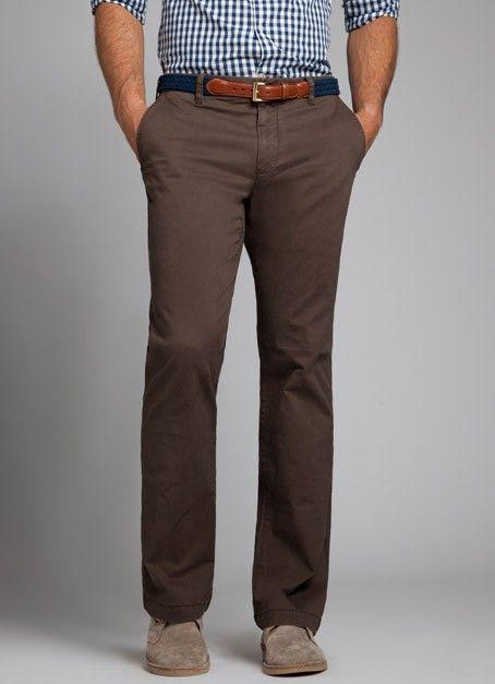 Brown Pants for Men | Bonobos | Men's= Ideas/ Inspirations ...