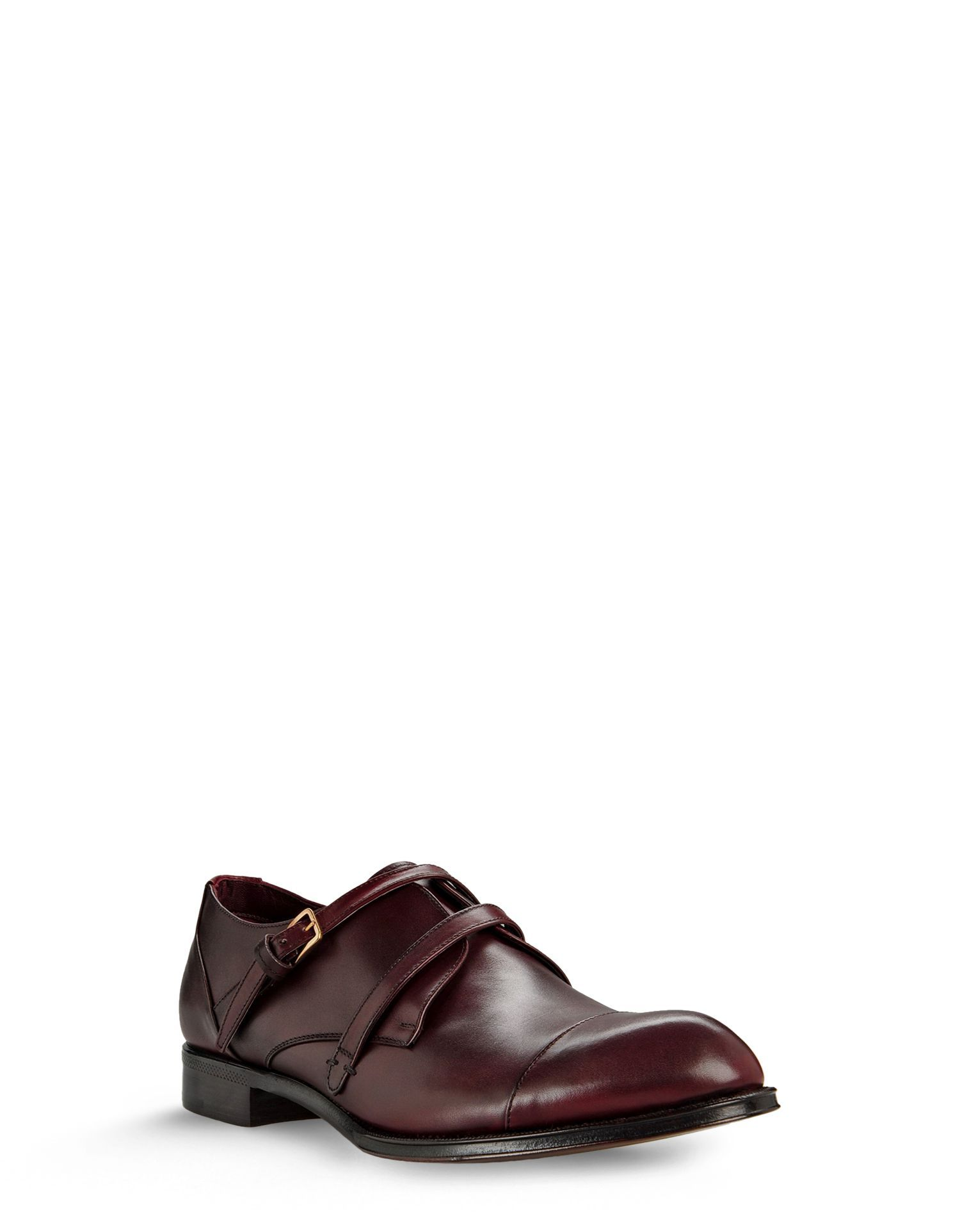 formal oxford - Men Loafers - Men Shoes on SERGIO ROSSI Online Store