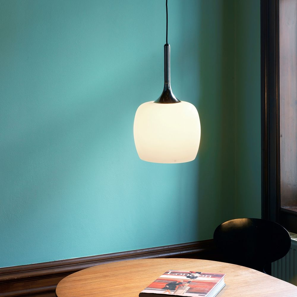 Montreal Skandinavische Opalglas Pendelleuchte Hängeleuchte Design Leuchten Pendelleuchte