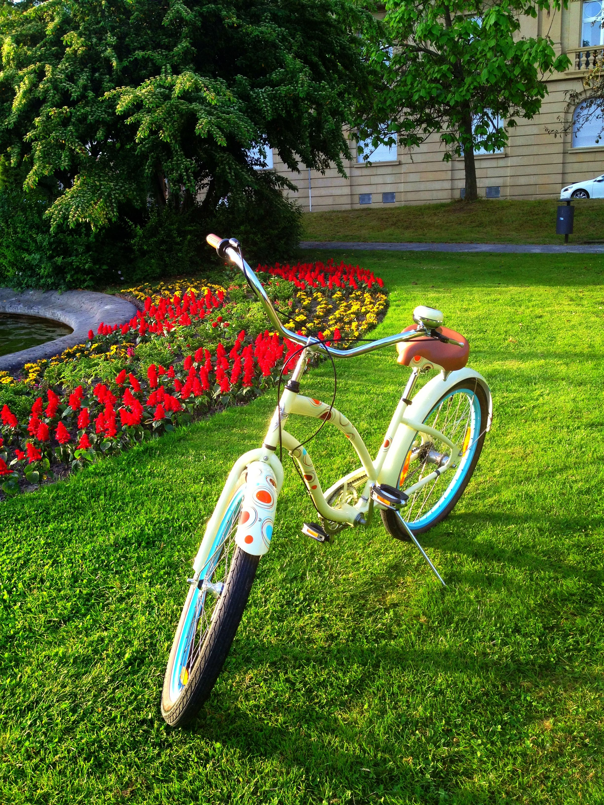 My retro bike