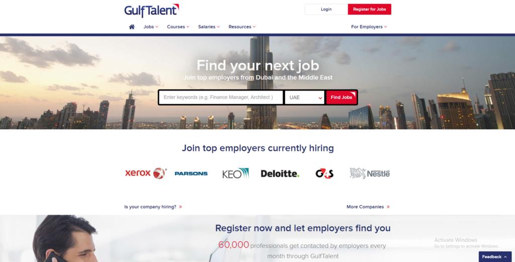 Ten Popular Job Search Platforms In Dubai Guide For Expats Dubai Dubai Guide Dubai City