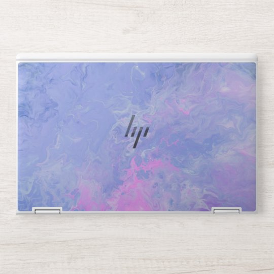 Blue Violet HP EliteBook X360 1040 G5/G6 HP Laptop Skin | Zazzle.com