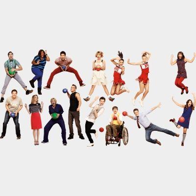 Glee Season 2 Cast!