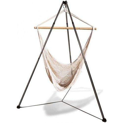 Hammaka Net Chair Tripod Combo. The Hammaka Tripod Stand And Net Chair  Combo Is The Perfect Portable Solution To Take Leisure On The Go! It  Doesnu0027tu2026