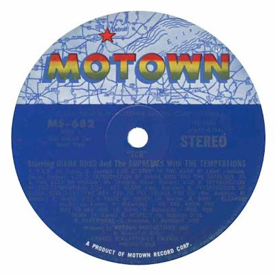 photo about Printable Record Labels called Motown+Background+Label+Emblem Bash decorations within 2019