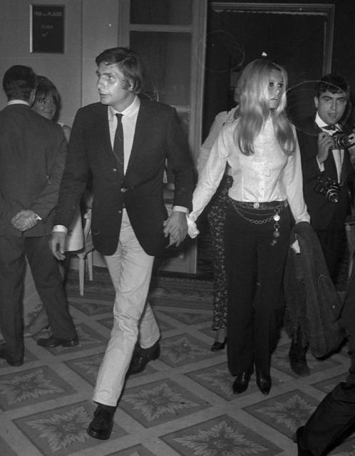 Gunter Sachs and Brigitte Bardot - 36.1KB