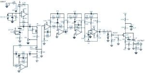 Bass Guitar Preamp Pedal Circuit diagrams A Pinterest Bass and