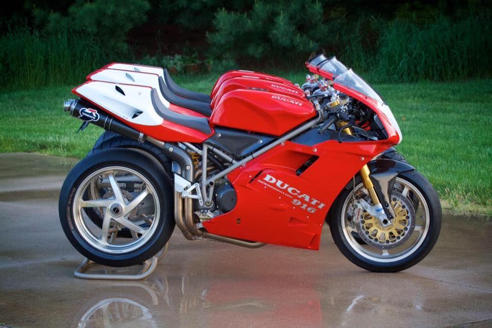 1997 916 Sps 1996 916 Spa 1995 916 Racing Matt Buckhold