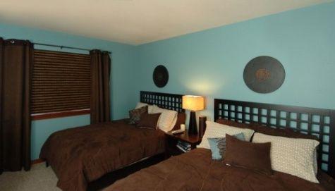 Brown Bedroom Ideas DIY\u0027s  Home stuff Pinterest Bedroom, Blue