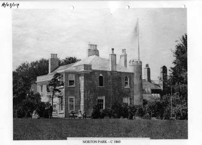 Norton Park circa 1860 Some of the photographs in Dartmouth - haus der küchen worms